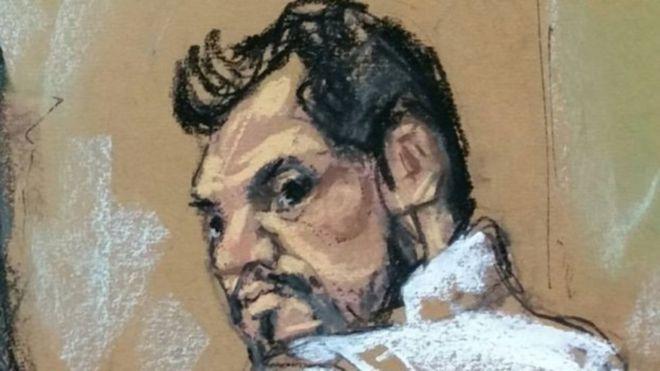 بانکدار 'همدست رضا ضراب' در آمریکا به زندان محکوم شد
