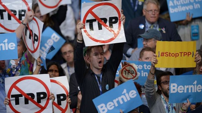 Tpp What Is It And Why Does It Matter Bbc News
