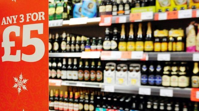 scotland to set 50p minimum unit price for alcohol bbc news