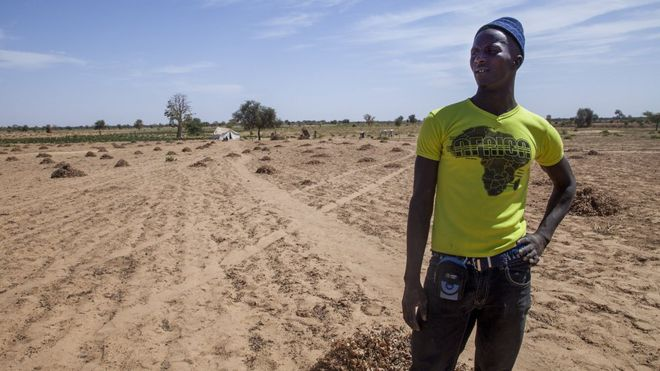 Desertification: The people whose land is turning to dust ...