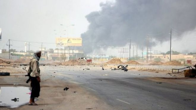 """عربية: هجوم الحديدة و""""ضغوط أمريكية"""""""