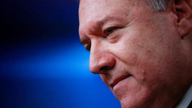 香港《国安法》:美国国务院正式发表声明敦促北京重新考虑