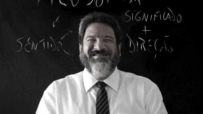 O filósofo, educador e escritor Mário Sérgio Cortella