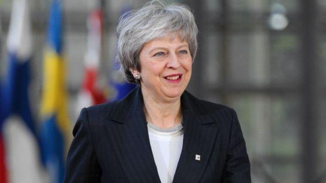 İngiltere Başbakanı May: Genel seçimde partimin başında olmayacağım
