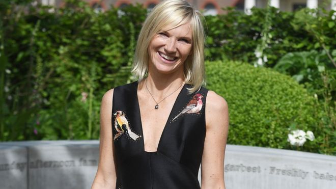 Broadcaster Jo Whiley