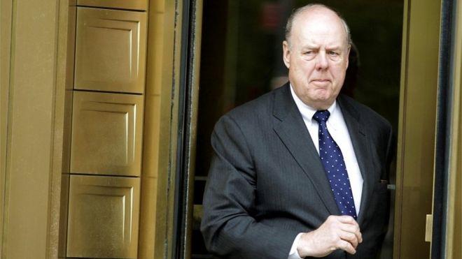 وکیل ارشد ترامپ در پرونده روسیه استعفا داد