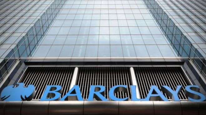 Логотип Barclays