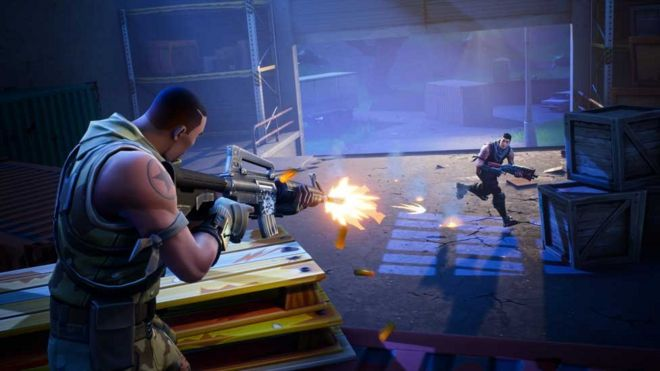 Fortnite chat raises stranger danger fears from NSPCC - BBC News
