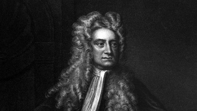 Tokoh Astronomi Sir Isaac Newton
