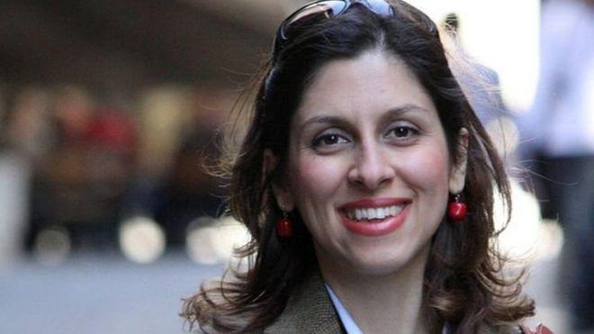 حكاية نازانين زاغاري البريطانية المتهمة بالتجسس في إيران