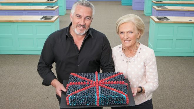 Great British Bake Off: Mary Berry leaves but Paul Hollywood