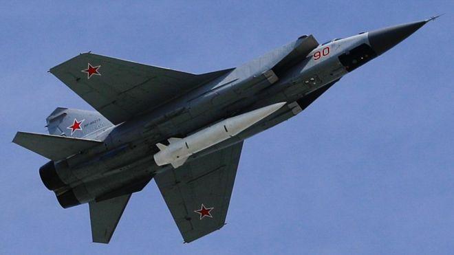 یورش نیروهای امنیتی روسیه به یک مرکز تحقیقات فضایی