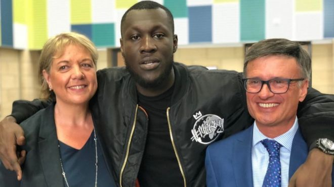 Image result for stormzy scholarship