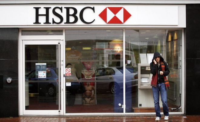 HSBC still trying to repair online banking system - BBC News