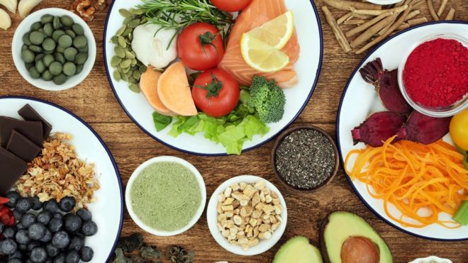 Como hacer dieta saludable para bajar de peso