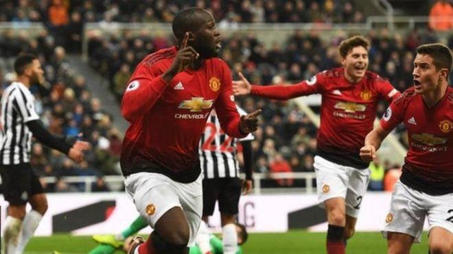 Solskjaer ya kafa tarihi a Manchester United - BBC News Hausa