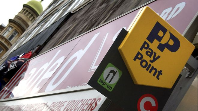 PayPoint: Energy payments fixed for customers - BBC News