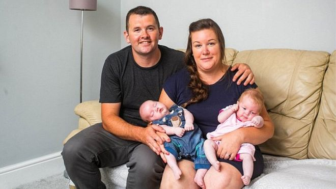 Woman With Two Wombs Give Birth To Two Babies In Each