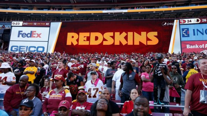 Washington Redskins to drop controversial team name following review