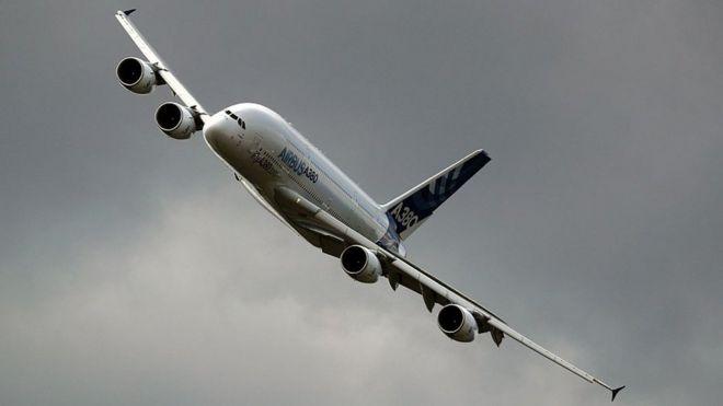 Airbus A380: 4 datos curiosos del avión de pasajeros más grande del ...