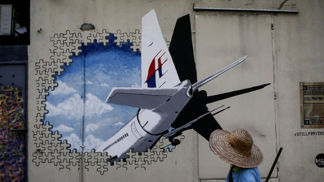 MH370, Malaysia Airlines, pesawat