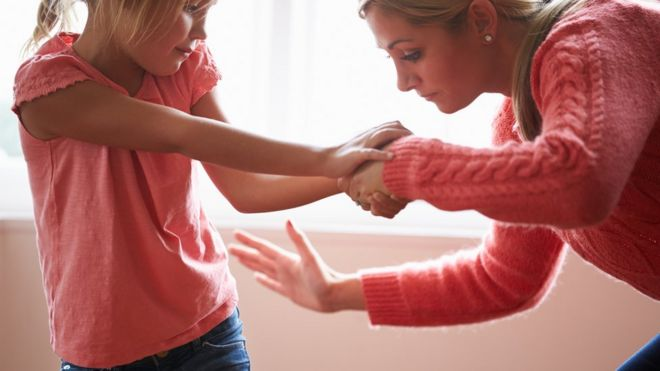 Fresh call for smacking to be outlawed in the home BBC News