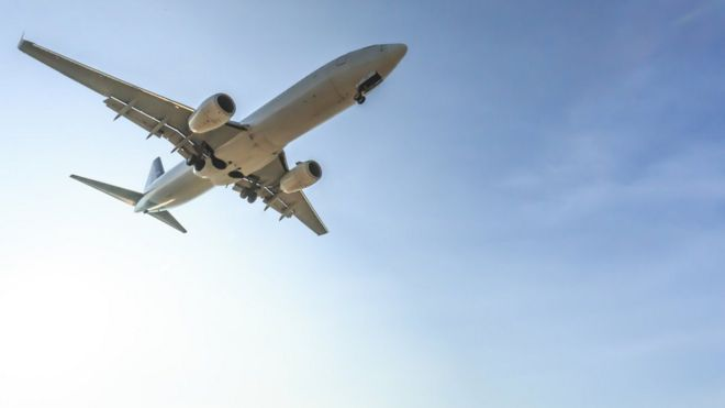 Images of planes flying