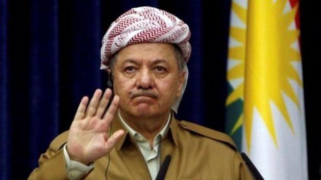 مسعود بارزانی در مصاحبه با بیبیسی فارسی گفته بود ایران میتواند به حل اختلافات اربیل و بغداد کمک کند