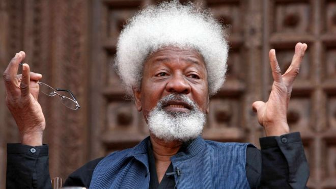 How my wife reacted when I was diagnosed with cancer - Soyinka