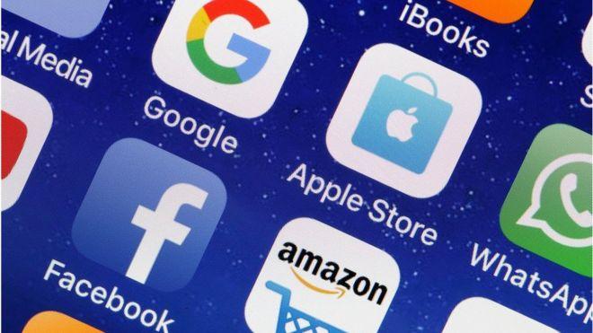 Tech giants face higher tax bills under shake-up