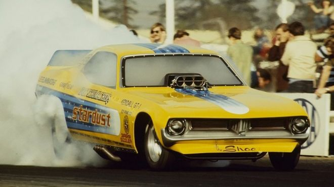 Stardust Drag Racing Car Chassis Stolen From Santa Pod Bbc News