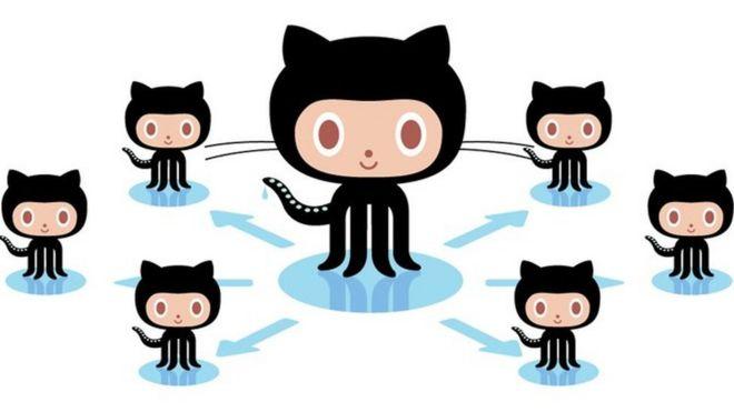 Cómo funciona GitHub, la plataforma de programadores más grande del mundo que Microsoft compró