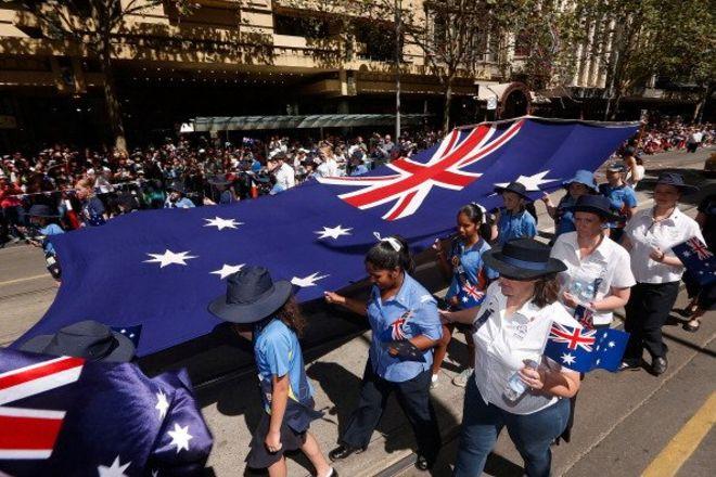 Ngày nước Úc
