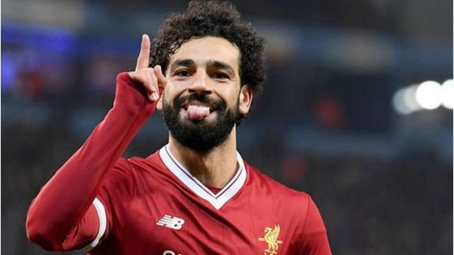 Da gaske ne Mo Salah zai koma Real Madrid? - BBC News Hausa