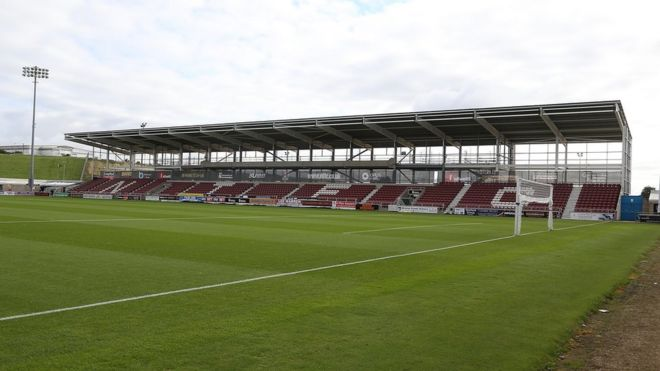9ae6fa88455 Council  unlikely  to get Northampton Town loan back in full - BBC News