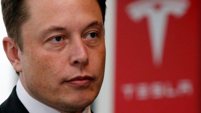 Elon Musk em 2014
