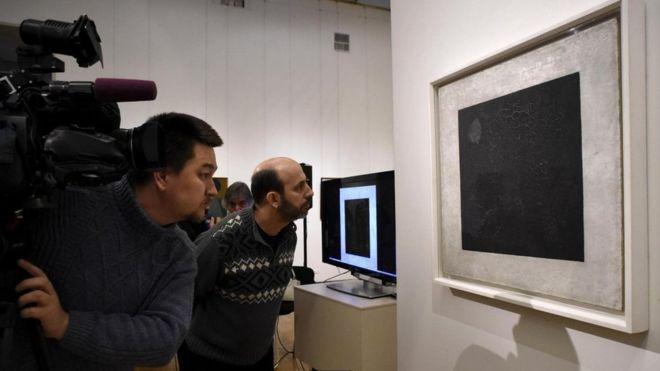 A mensagem racista escondida em uma obra de arte famosa - BBC News ... 0a27f361a213d