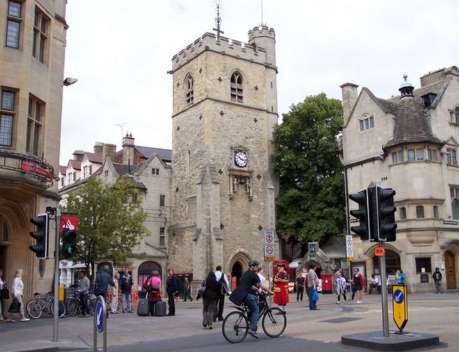 Oxford Development Plan Approved By City Council Bbc News