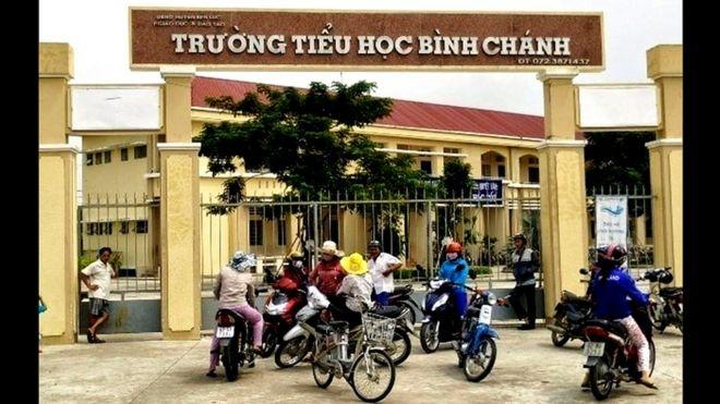 Tiểu học Bình Chánh