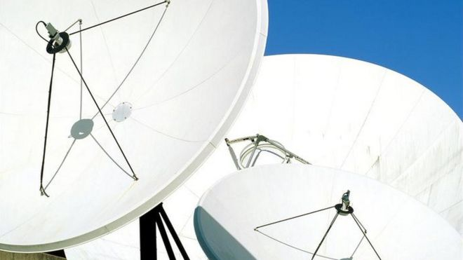 Warning over satellite security bugs - BBC News