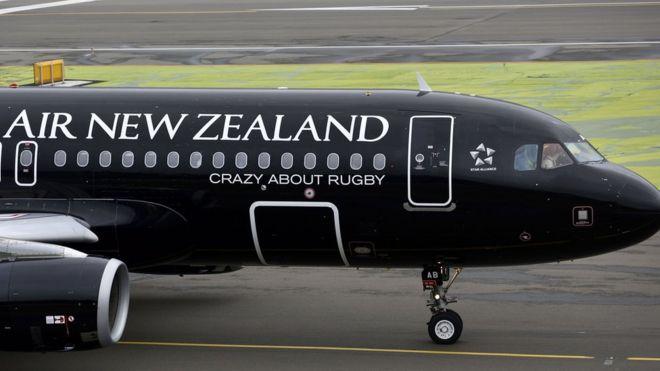ایرباس نو به دلیل نداشتن مجوز پرواز روی ایران به نیوزیلند نرسید