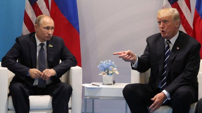 Президент РФ и американский лидер провели-таки двустороннюю встречу!