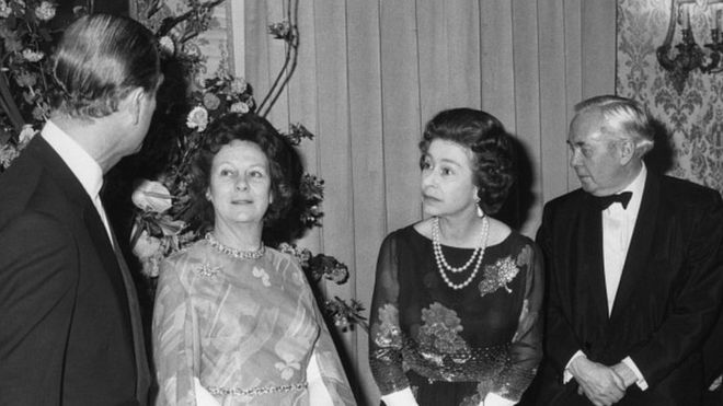 Mary Wilson Poet And Wife Of Ex Prime Minister Harold Dies Aged