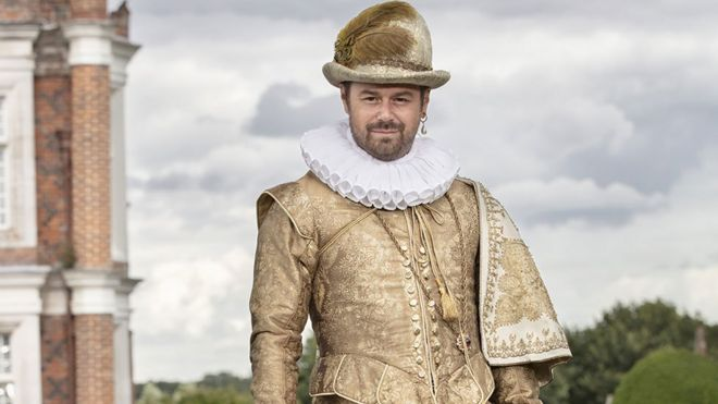 Danny Dyer in Danny Dyer's Right Royal Family