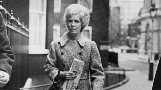Baroness Falkender Harold Wilsons Powerful Secretary Dies Bbc News