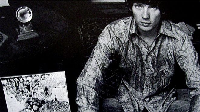 Revolver artist Klaus Voormann on The Beatles and 'mop tops