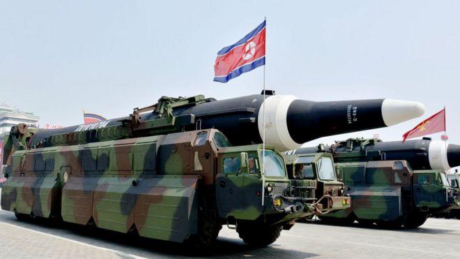КНДР пригрозила «безжалостным возмездием» США и Южной Корее