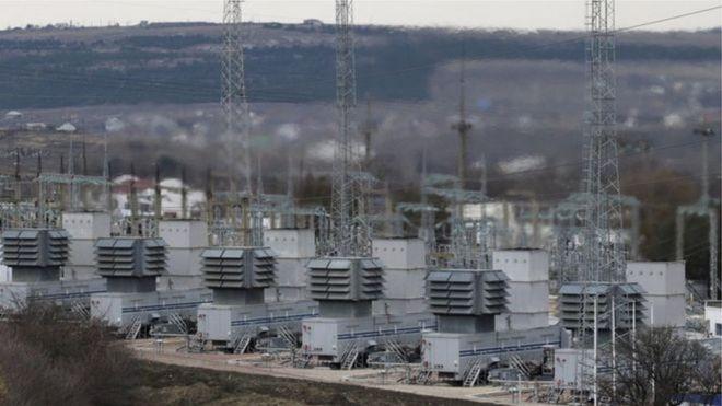 Ukraine power cut 'was cyber-attack' - BBC News