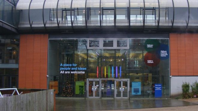 Image result for oldham library