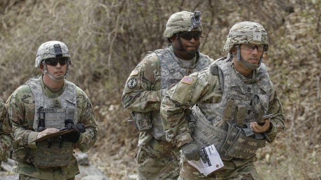 Реферат на тему армия сша 3375
